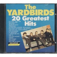 Yardbirds/Clapton/Page/Jeff Beck - 20 Greatest Hits Cd