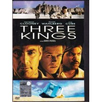Three Kings - George Clooney/Mark Wahlberg Dvd Snapper