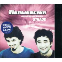 Tiromancino/Riccardo Sinigallia - Strade Cardsleeve Cd