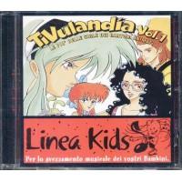 Tivulandia Vol. 1 Linea Kids Cd