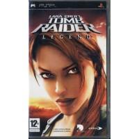 Tomb Raider Legend Prima Stampa Eccellente Psp