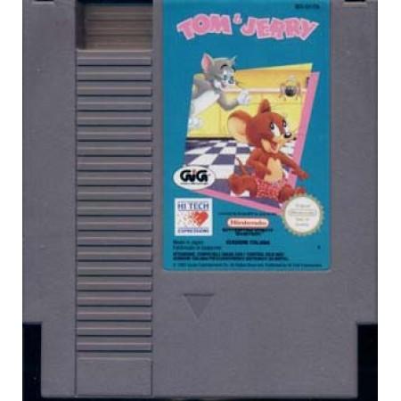 Tom & Jerry Nes Nintendo