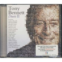 Tony Bennett - Duets Ii (Amy Winehouse/Buble'/Lady Gaga/Norah Jones) Cd