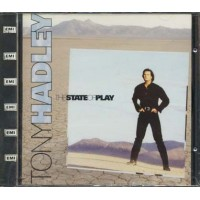 Tony Hadley/Spandau Ballet - State Of Play Cd