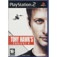 Tony Hawm'S Project 8 Ps2
