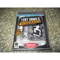 Tony Hawk'S Underground Ps2
