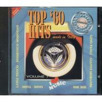 Top '60 Hits - Mina/Morandi/Pavone/Michelino/Dik Dik/Bongusto/Di Capri Cd