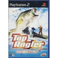 Top Angler Edizione Italia/Spagna Ps2