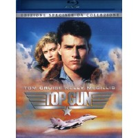 Top Gun - Tony Scott/Tom Cruise/Meg Ryan/Val Kilmer Blu Ray