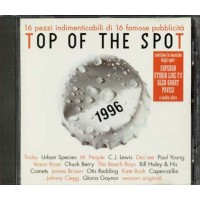 Top Of The Spot 1996 - Tricky/Vasco Rossi/Beach Boys/Des'Ree Cd