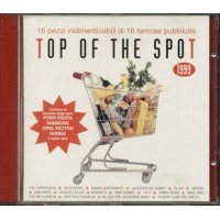 Top Of The Spot 1999 - Zucchero/Antonacci/Elisa/Anouk Cd