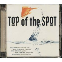 Top Of The Spot 2007 - Zucchero/All Saints/Bob Sinclair/David Guetta Cd