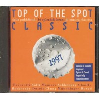 Top Of The Spot Classic 1997 - Pavarotti/Chailly/Wagner/Ciaikovski Cd