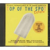 Top Of The Spot Estate - Chief & Soci/Cocteau Twins/Underworld Cd