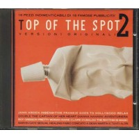 Top Of The Spot Vol. 2 - La Bionda/Jann Arden/Concato/Gianna Nannini Cd