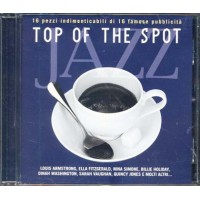 Top Of The Spot Jazz - Billie Holiday/Nina Simone/Armstrong Cd