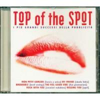 Top Of The Spot - Yuyu/Zucchero/Gorillaz/Enigma/Portishead Cd