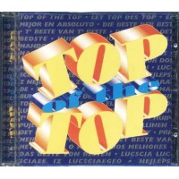 Top Of The Top - Prezioso/Afrika Bambaataa/Digital Boy/Whigfield Cd