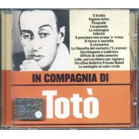 Toto' - In Compagnia Di Toto' Cd