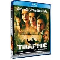 Traffic - Benicio Del Toro/Catherine Zeta Jones Blu Ray