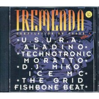 Tremenda Compilation - Aladino/Moratto/Usura/Dj Miko Cd