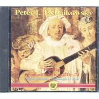 Peter Tschaikowsky - Patetica Cd