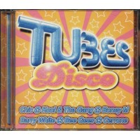 Tubes Disco - Lipps Inc/Chic/Boney M/Bee Gees/Barry White Cd