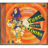 Tunes From The Toons The Best Of Hanna Barbera Cd