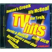 Tv Hits - Tom Scott/John Barry/Vond Ashepard/Will Smith Cd