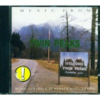Angelo Badalamenti - Twin Peaks Music From Cd
