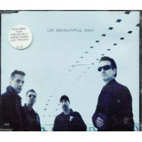 U2 - Beautiful Day + Live Tracks Cd