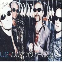 U2 - Discotheque Cardsleeve Cd