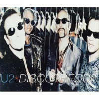 U2 - Discotheque Digipack Cd
