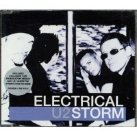 U2 - Electrical Storm Cd