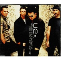 U2 - Stuck In A Moment You Can'T Get Out Of It Cd