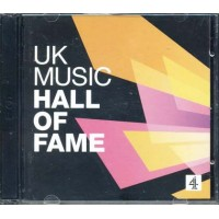 Uk Music Hall Of Fame - Queen/U2/Oasis/Bowie Cd