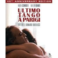 Ultimo Tango A Parigi - Marlon Brando/Bertolucci Blu Ray & Dvd