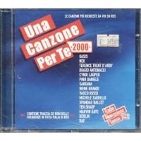 Una Canzone Per Te 2000 - Oasis/Vasco Rossi/Marvin Gaye/Santana Cd
