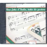Una Fetta D' Italia Tutta Da Gustare - Collage/Goich/Backy/Dino Cd