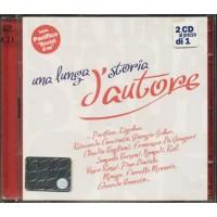 Una Lunga Storia D' Autore - Mina/Arbore/Ligabue/Litfiba/Vasco/Pravo 2x Cd