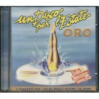 Un Disco Per L' Estate Oro - Rino Gaetano/Rettore/Fortis/Roxette Cd