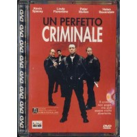 Un Criminale - Kevin Spacey/Peter Mullan Super Jewel Box Dvd