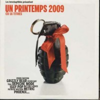 Un Printemps 2009 - Depeche Mode/Iggy Pop/Metric/Art Brut Cd