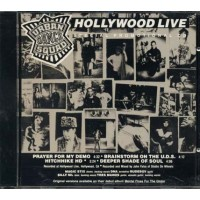 Urban Dance Squad - Hollywood Live Promotional Cd Cd