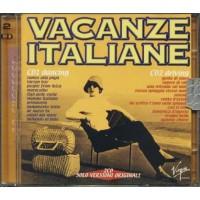 Vacanze Italiane - Righeira/Sandy Marton/Ryan Paris/Battiato/Focaccia 2x Cd
