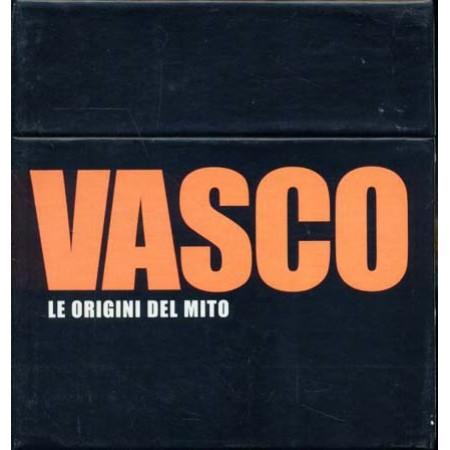 Vasco Rossi - Rewind Dal Mito Alle Origini Box 8 Cd + Book  Cd