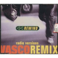 Vasco Rossi - Rewind Remix Radio Versions Cd