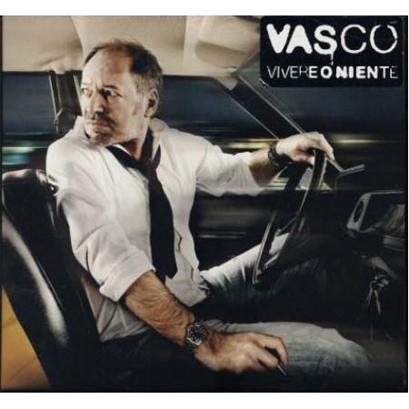 Vasco Rossi - Vivere O Niente Case Logic Digipack Cd
