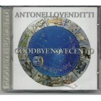 Antonello Venditti - Goodbye Novecento Jewel Cd