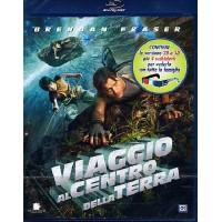 Viaggio Al Centro Della Terra - Brendan Fraser Blu Ray